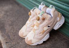 "Bait x Ted 2 x Reebok Instapump Fury ""Happy Ted"""