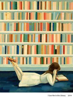 As pinturas incríveis de Emily Winfield Martin