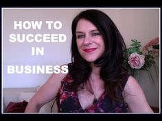 How to Succeed in Business. Watch the video now & then read the blog. This is particularly useful if you want to reach 7-figures & are selling services.