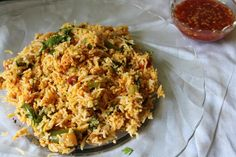 Another addition to my biryani array. I love making biryani, it is so easy on a busy day, because your dont have to worry about making curries, kulambu separately. So i love making it a lot. Not overy biryani is quick to make, This Briyani is kind of different, It is called as Dum Biryani....Read More