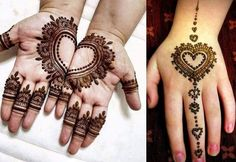 Beginner Henna Designs Easy Palm Mehendi Designs For Kids, Palm Henna Designs, Arabic Bridal Mehndi Designs, Palm Mehndi Design, Indian Henna Designs, Mehndi Designs For Beginners, Mehndi Design Images, Latest Mehndi Designs, Simple Mehndi Designs