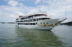 Stalight Cruises, Halong Bay http://viaggi.asiatica.com/