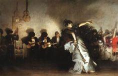 """Mi espacio flamenco: """"El Jaleo""""John Singer Sargent (IIparte) Mi espacio flamenco448 × 290Buscar por imagen 12 oct. 2009. """""""
