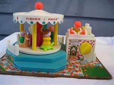 70's fisher price toys