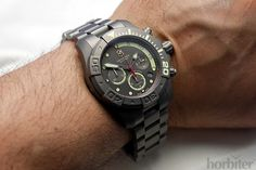 Baselworld 2014 VICTORINOX Dive Master 500 – a cool summer