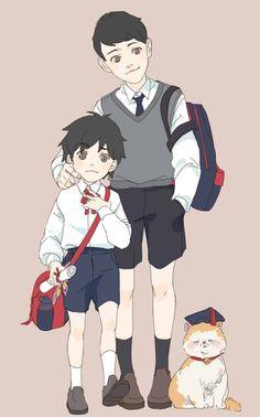 Hiro and Tadashi's Graudations - pg02