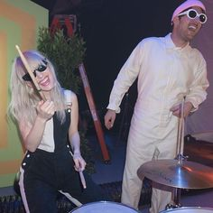 bts of Hard Times music vid. Hayley and Zac