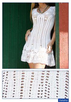 dress pattern and chart