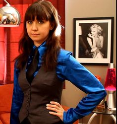 Suit And Tie, Tuxedo, Button Up, Vest, Suits, Female, Lady, Womens Fashion, How To Wear