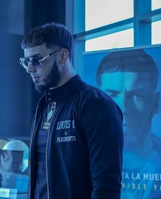 Real Hasta La Muerte AA Rapper Costume, Anuel Aa Wallpaper, Latin Grammys, Crop Haircut, Spanish Men, Latin Artists, City Boy, Cat Aesthetic, Lil Pump