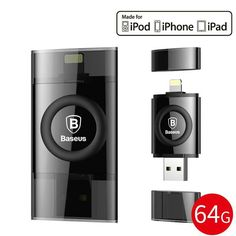 64GB USB Memory Stick For iPhone - Smartisy