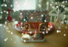 Piparitalo. Gingerbread house.
