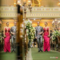 Cerimonia.de casamento na Igreja Santa Terezinha em Curitiba. Festa de Casamento no Hípica ❤ Decoração lindíssima e muita inspiração para noivas.