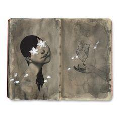 Sketchbook 6 by Patrycja Podkościelny