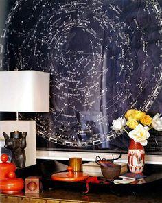 thomas o'brien constellation print--LOOOOOVE :)