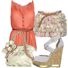 Summer!, created by arob21011 on Polyvore