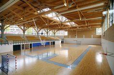 Maison des sports d'Annemasse, Annemasse, Atelier Wolff & Associés - Realisation