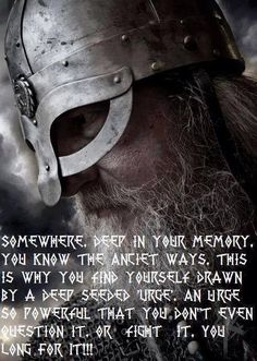 After all of these years it now makes sense why I've been so drawn to Scotland, Vikings, and the occult. My ancestors have been speaking to me. Viking Life, Viking Warrior, Viking Raven, Viking Helmet, Norse Pagan, Norse Mythology, Iron Age, Viking Facts, Viking Quotes