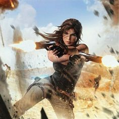 by In love with TombRaider ~ Here you'll find beautiful pictures, quotes and more stuff from TR ~ I play Tomb Raider since i was five years old ~ completely obsessed with Lara Croft ~ Tomb Raider Lara Croft, Tomb Raider Cosplay, Tomb Raider 2013, Tomb Raider Game, Nathan Drake, Video Game Characters, Female Characters, Fictional Characters, Tom Raider