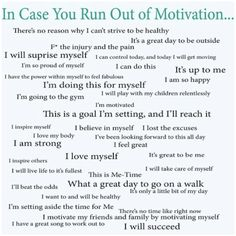 Exercise Motivation   Morning Fitness Motivation   My Fairytale