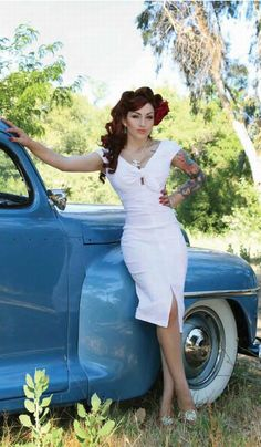 Rockabilly hair http://thepinuppodcast.com  re-pinned this because we are trying to make the pinup community a little bit better.