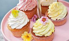 Rezept Zitronen-Cupcakes
