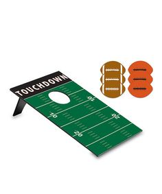 Football party game - Check out the $82 sets from tumblingtowers.com all sets have free shipping