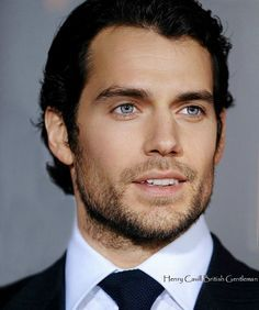 They don't come much hotter than Henry Cavill.