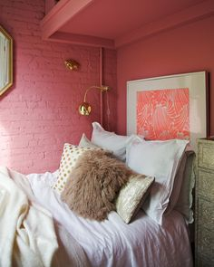 Seven Pink Rooms We Love | Rue