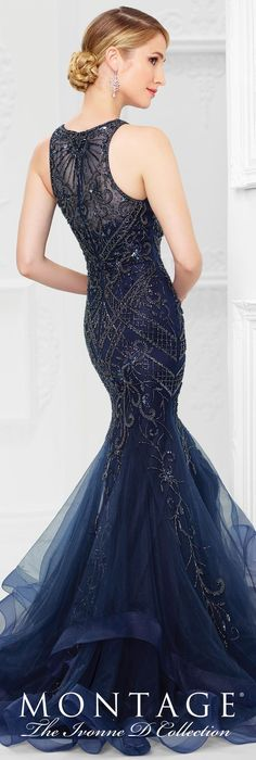 Formal Evening Gowns by Mon Cheri - Spring 2017 - Style No. Mob Dresses, Special Dresses, Event Dresses, Formal Evening Dresses, Evening Gowns, Tulle Ball Gown, Ball Gowns, Wedding Guest Gowns, Fantasy Dress