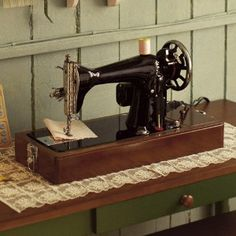 Sewing Machine...