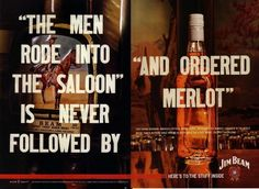 Jim Beam | 17 Dumbest Ads Targeted At Dudes
