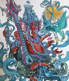 Ganesha 03 - Water