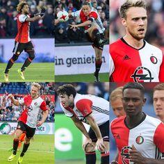 6 mooie doelpunten #Feyspa 6-1