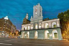 Cabildo historico de Buenos Aires