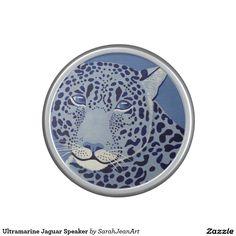 Ultramarine Jaguar Speaker