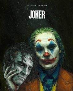 🃏🎬 Joaquin Phoenix As The 🃏 Joker Joker Poster, Dc Comics, Batman Comics, Joker Batman, Joker Clown, Der Joker, Joker And Harley Quinn, Fotos Do Joker, Joker Kunst