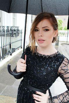 Tanya Burr, stunning.