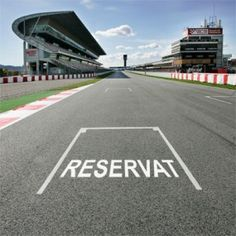 One of the most important tracks in Formula 1 is Circuit de Catalunya in Montmeló, just over 30 km from Barcelona.