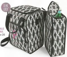ON THE DOUBLE SET is a Fall-Winter Collection Hostess Exclusive! Has Leak Lock Technology - pour the ice right inside and it won't leak! https://www.mythirtyone.com/abbiemaldonado