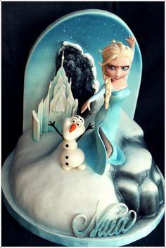 Frozen cake by Lorita