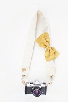 gorgeous camera strap cover!