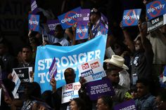 Some Bernie-or-Busters protested Clinton's speech on Thursday. But thanks to an elaborate organizing effort — from group messages to moles inside Sanders delegations to coordinated chants — the cam...