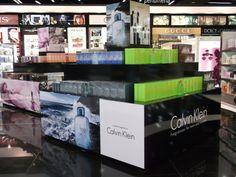 Promoción para el cliente Coty de la marca Calvin Klein