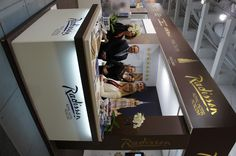 If you are attending ITB Berlin don't miss the opportunity to meet Radisson Royal team at hall 2.1 stand 101!