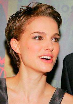 natalie portman short hair - Google-Suche More