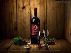 Vinho é muito bom