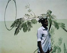 afrikani: Flamboya - a series of photographs taken in different parts of Africa by Viviane Sassen.