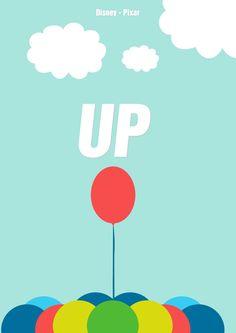 UP - Delicadeza, amor verdadeiro, dedicação, simplicidade. Pixar nos lembrando a importância de valores básicos da humanidade.