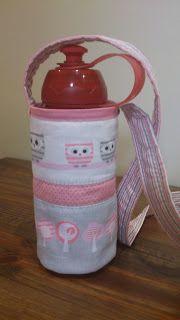 Bolsa Para Garrafinha: http://anacarolpatch.blogspot.com.br/2013/01/bolsa-para-garrafinha.html